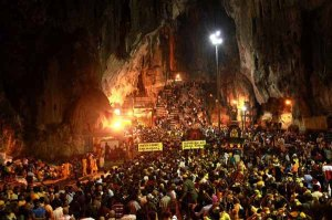 Thaipusam Festival Celebrated In Malaysia