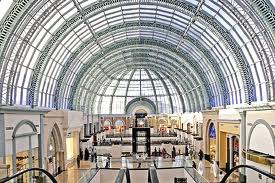 malls.