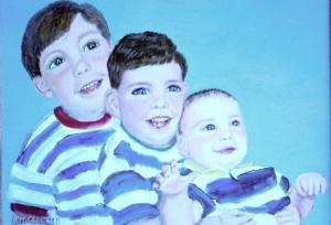 my-three-sons-laurie-morgan
