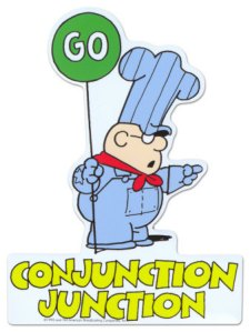 conjunction-junction