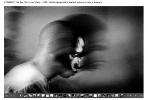 Clandestine - Christian Vium - 2011 Anthropographia Award winner