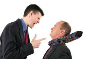 rude talk