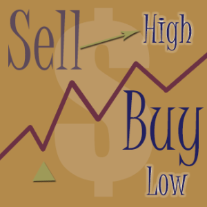 sell high