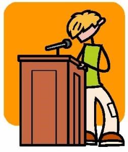 public speaking 6
