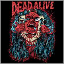 alive and dead.