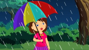 rains come and go