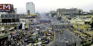 Anna Salai formerly known as Mount Road is the most important arterial road in Chennai Tamil NaduIndia This 15-km stretch of road running diagonally across the city has become the hub of business for the city The British developed this road during the colonial era and they named it as Mount R