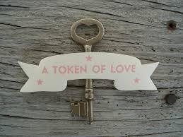 a token
