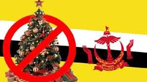 countries ban christmas