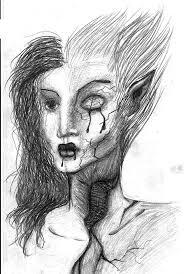 strange woman