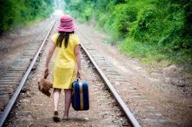 travel turns a travail