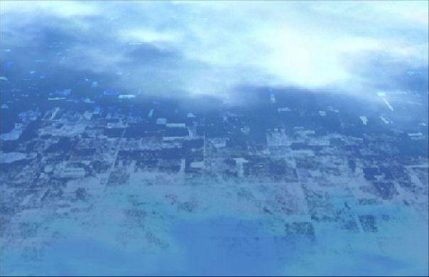Underwater city mockup 2