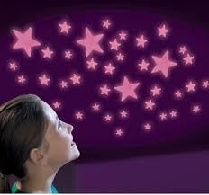 stars  glow,