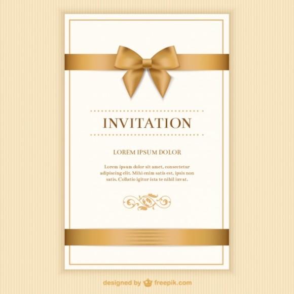retro-invitation-card-with-a-ribbon_23-2147510010
